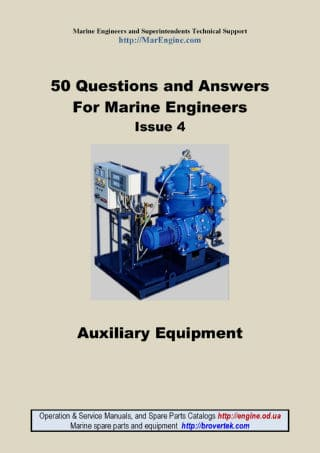 Pass an examination  Questions and Answers for Marine Engineers
