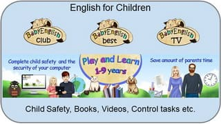 Kids English Websites
