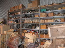 Pervomaysk CHN 25/34 Spare Parts
